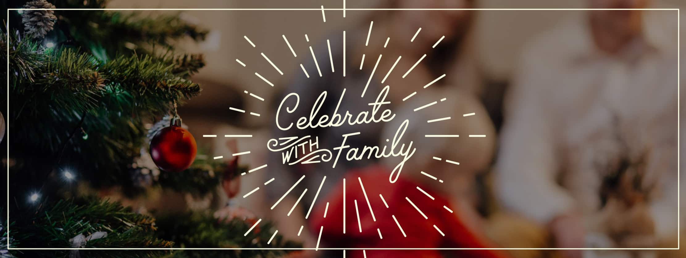 Celebrate with Family at TurningPoint